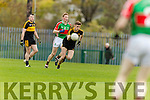 Gavin White Dr Crokes in Action against  Loughmore-Castleiney in the Munster Senior Club Semi-Final at Crokes Ground, Lewis Road on Sunday