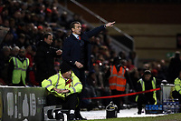 O's Justin Edinburgh during Leyton Orient vs Gateshead, Vanarama National League Football at The Breyer Group Stadium on 1st December 2018