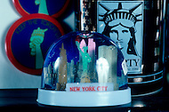 1985-1986, New York City, New York: Statue of Liberty Merchandising.
