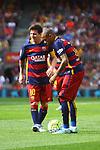 2015-09-26-FC Barcelona vs UD Las Palmas: 2-1.