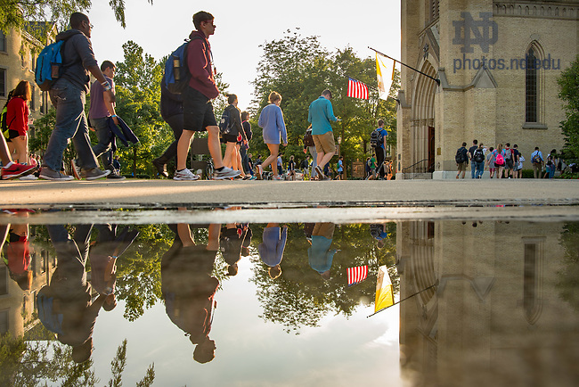 June 27, 2017; ND Vision reconciliation (Photo by Matt Cashore/University of Notre Dame)
