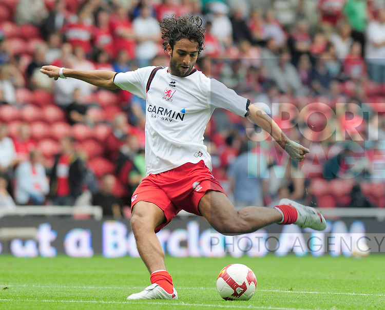 Middlesbrough's Mido.