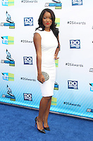 SANTA MONICA, CA - AUGUST 19: Keke Palmer at the 2012 Do Something Awards at Barker Hangar on August 19, 2012 in Santa Monica, California. Credit: mpi21/MediaPunch Inc. /NortePhoto.com<br />