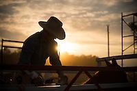 SRA - Gates, NC - 5.9.2014 - Behind the Scenes