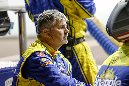 1-2 April, 2016, Avondale, Arizona USA<br /> 27 Marco Andretti crew<br /> ©2016, Sam Cobb<br /> LAT Photo USA