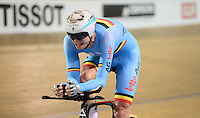 Picture by Simon Wilkinson/SWpix.com - 02/03/2017 - Cycling 2017 UCI Para-Cycling Track World Championships, Los Angeles USA - Diedrick Schelfhout<br /> branding
