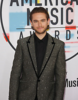LOS ANGELES, CA - OCTOBER 09: Zedd attends the 2018 American Music Awards at Microsoft Theater on October 9, 2018 in Los Angeles, California.  <br /> CAP/MPI/IS<br /> &copy;IS/MPI/Capital Pictures