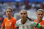 FIFA Women's World Cup France 2019 - Final USA vs NED in Lyon, on January 19, 2019. Alex Morgan (USA) FW