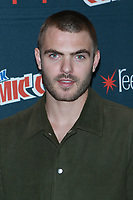 NEW YORK, NY - OCTOBER 7: Alex Roe at Freeform's Siren at New York Comic Con on October 7, 2017 in New York City.   <br /> CAP/MPI/DC<br /> &copy;DC/MPI/Capital Pictures