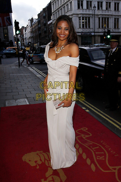 LONDON, ENGLAND - APRIL 28 :  Viscountess Weymouth arrives at the Tatler Best of British - party at The Ritz on April 28, 2015 in London, England.<br /> CAP/AH<br /> &copy;Adam Houghton/Capital Pictures