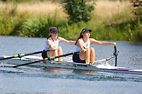 Race: 76  W.J14.2x  Heat 2<br /> <br /> Peterborough Summer Regatta 2018 - Saturday<br /> <br /> To purchase this photo, or to see pricing information for Prints and Downloads, click the blue 'Add to Cart' button at the top-right of the page.