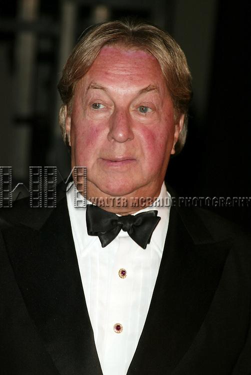 Arnold Scaasi attending  the Literacy Partners 20th  Annual Gala,<br /> AN EVENING OF READINGS at Lincoln Center, Honoring Tom Brokaw, Tim Russert and Jack Welch on May 3, 2004 at Lincoln Center in New York City.