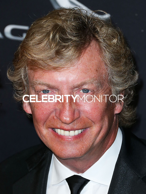 BEVERLY HILLS, CA, USA - OCTOBER 30: Nigel Lythgoe arrives at the 2014 BAFTA Los Angeles Jaguar Britannia Awards Presented By BBC America And United Airlines held at The Beverly Hilton Hotel on October 30, 2014 in Beverly Hills, California, United States. (Photo by Xavier Collin/Celebrity Monitor)