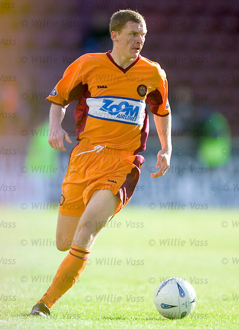 Martyn Corrigan, Motherwell.stock season 2004-2005.pic willie vass