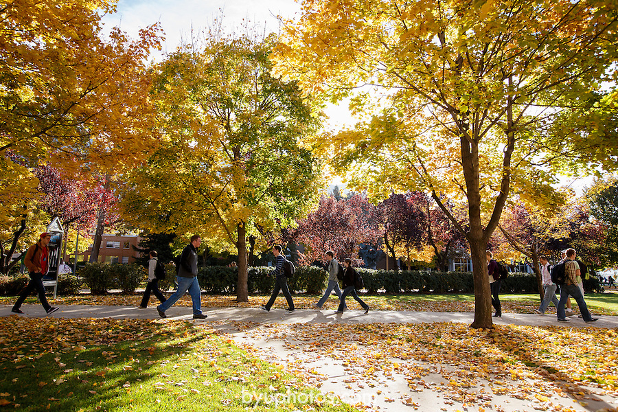 1210-62 084<br /> <br /> 1210-62 GCS Fall Campus<br /> <br /> October 29,2012<br /> <br /> Jaren Wilkey/BYU<br /> <br /> © BYU PHOTO 2012<br /> All Rights Reserved<br /> photo@byu.edu  (801)422-7322