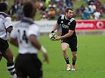 Kurt Baker. Maori All Blacks vs. Fiji. Suva. MAB's won 27-26. July 11, 2015. Photo: Marc Weakley