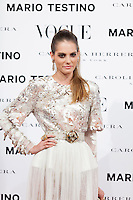 Marina Jamieson at Vogue December Issue Mario Testino Party
