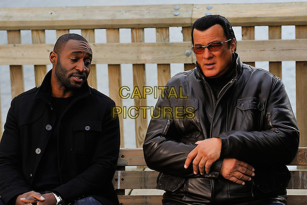 "Steven Seagal.in True Justice (series 2, Episode 4 ""Angel of Death"").*Filmstill - Editorial Use Only*.CAP/NFS.Supplied by Capital Pictures."