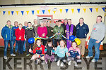 Dara Keane, Kerry Handball Player, officially open the new refurbished 40x20 alley at Ballymac Handball alley on Saturday