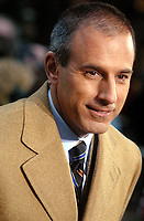 MATT LAUER 2002<br /> SHANIA TWAIN PERFORMS AT THE NBC POST SUMMER CONCERT SERIES AT ROCKEFELLER CENTER, NYC.<br /> Photo By John Barrett/PHOTOlink