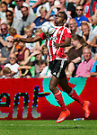 18-07-2015, Groningen.<br /> Groningen vs Southampton FC   Southampton's Cucu Martina . action<br /> photo Michael Kooren, utrecht, the Netherlands