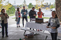 The Bonneville Shoreline 5K was held Octover 3, 2015, starting and ending at the scenic Freedom Hills Park in Centerville, Utah.
