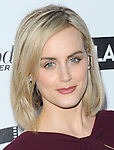 Taylor Schilling at the 3rd Annual Reel Stories, Real Lives Benfiting The Motion Picture and Television Fund held at MILK Studios Hollywood in Los Angeles, CA. April 5, 2014