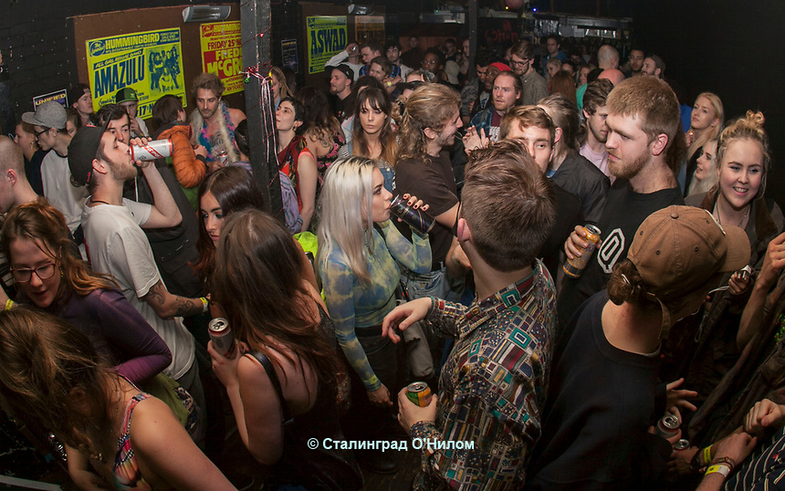 Soom-T, Live PA, Reggae Take Over, PST Private Members Club, Birmingham, 12th May 2017,