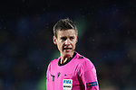German referee Daniel Siebert during UEFA Europa League match. December 12,2019. (ALTERPHOTOS/Acero)