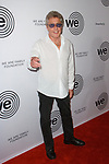 Musician Roger Daltrey arrives at the We Are Family Foundation 2018 celebration gala at the Hammerstein Ballroom in New York City, on April 27 2018.
