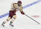 Kaliya Johnson (BC - 6) - The Boston College Eagles defeated the visiting University of Maine Black Bears 5 to 1 on Sunday, October 6, 2013, in their Hockey East season opener at Kelley Rink in Conte Forum in Chestnut Hill, Massachusetts.