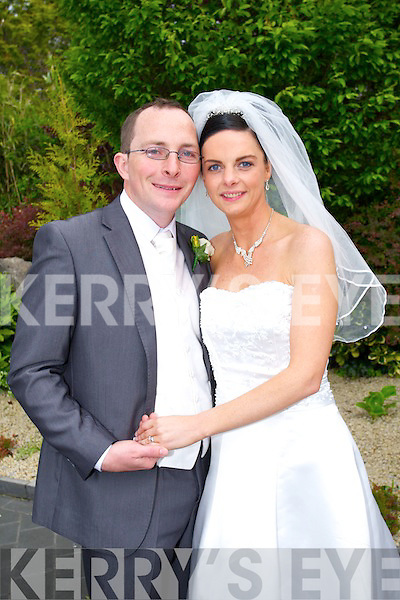 Prenderville and Hennessy Wedding at Earl of Desmond Hotel on Friday