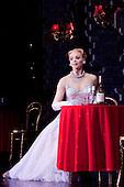 LONDON, ENGLAND - Matthew Bourne's Cinderella performed at Sadler's Wells Theatre, Kerry Biggin as Cinderella