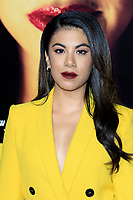 "LOS ANGELES - JAN 30:  Chrissie Fit at the ""Miss Bala"" Premiere at the Regal LA Live on January 30, 2019 in Los Angeles, CA"