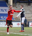 Michael O'Halloran celebrates goal no 2