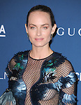 LOS ANGELES, CA - NOVEMBER 02: Amber Valletta arrives at  LACMA 2013 Art + Film Gala held at LACMA  in Los Angeles, California on November 02,2012                                                                               © 2013 Hollywood Press Agency