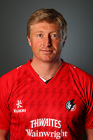 PICTURE BY VAUGHN RIDLEY/SWPIX.COM - Cricket - County Championship - Lancashire County Cricket Club 2012 Media Day - Old Trafford, Manchester, England - 03/04/12 - Lancashire's Glen Chapple.
