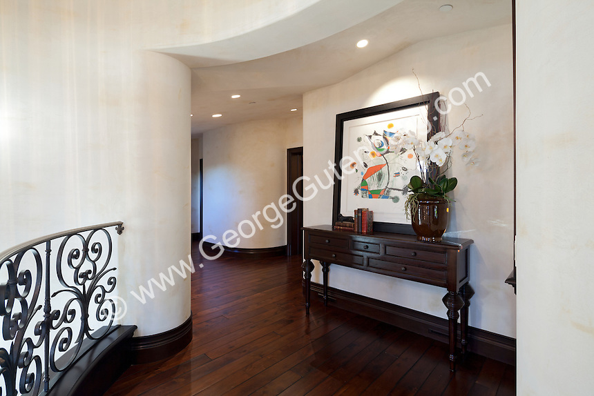 Stock photo of residential interior architecture detail