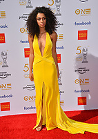 LOS ANGELES, CA. March 30, 2019: Raven Lyn at the 50th NAACP Image Awards.<br /> Picture: Paul Smith/Featureflash
