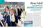 BE - 7 OCTOBRE 2011 - COLLEGE BEAU SOLEIL.....