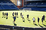 210912 Rangers training
