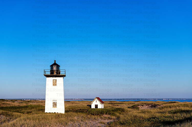 Wood End Lighthouse, Provincetown, Cape Cod, Massachusetts, USA