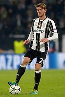 Daniele Rugani Juventus <br /> Torino 07-12-2016 Juventus Stadium Football Calcio Champions League 2016/2017 Juventus - Dinamo Zagreb . Foto Filippo Alfero Insidefoto