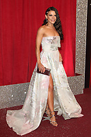 Faye Brookes at The British Soap Awards 2019 arrivals. The Lowry, Media City, Salford, Manchester, UK on June 1st 2019<br /> CAP/ROS<br /> ©ROS/Capital Pictures