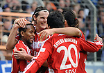 Fussball Bundesliga, Saison 2008/2009: VFL Bochum - FC Bayern Muenchen