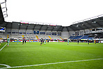 Stadionuebersicht | †bersicht  Benteler Arena des SC Paderborn<br />