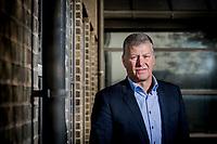 57-årige Lars Møller overtager pr. 1. december 2018 roret som adm. direktør i medicinalvirksomheden Pfizers danske afdeling. Han skal samtidig være direktør for forretningsenheden Internal Medicine med ansvar for Danmark og Island.<br /> <br /> <br /> Foto: Jens Panduro