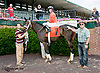 Forest Man winning at Delaware Park on 8/21/13