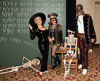 Bette Midler Presents New York Restoration Projects 19th Annual Halloween Gala: Fellini Hulaweeni
