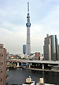300 Days Before Tokyo Sky Tree Opening